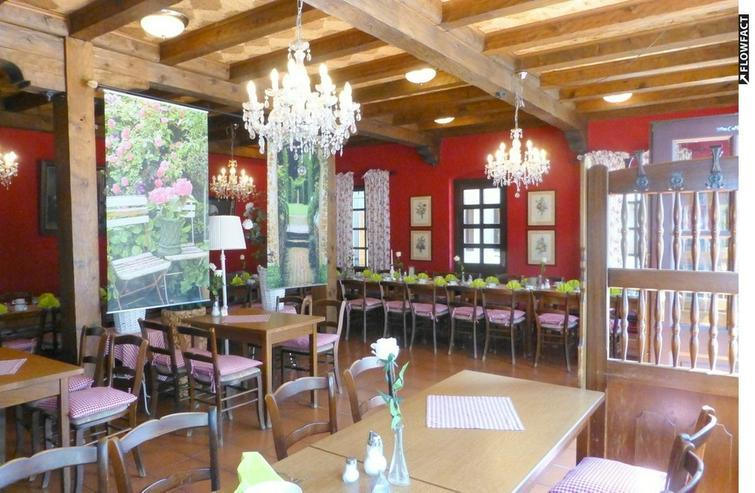 Gastronomische Vollexistenz in Heppenheim