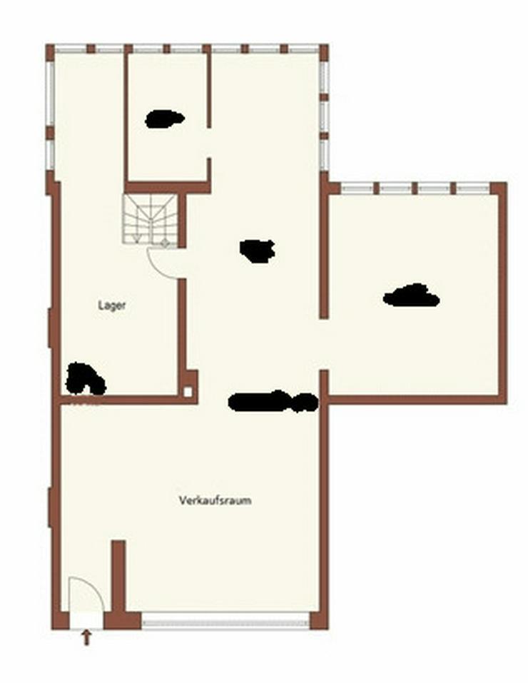 145 qm Ladenlokal 1 B-Lage 51427 Refrath - Büro & Gewerbeflächen mieten - Bild 1