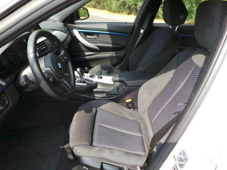 Bild 4: BMW 318dA Touring M-Sportpaket Navi LED HUD HIFI