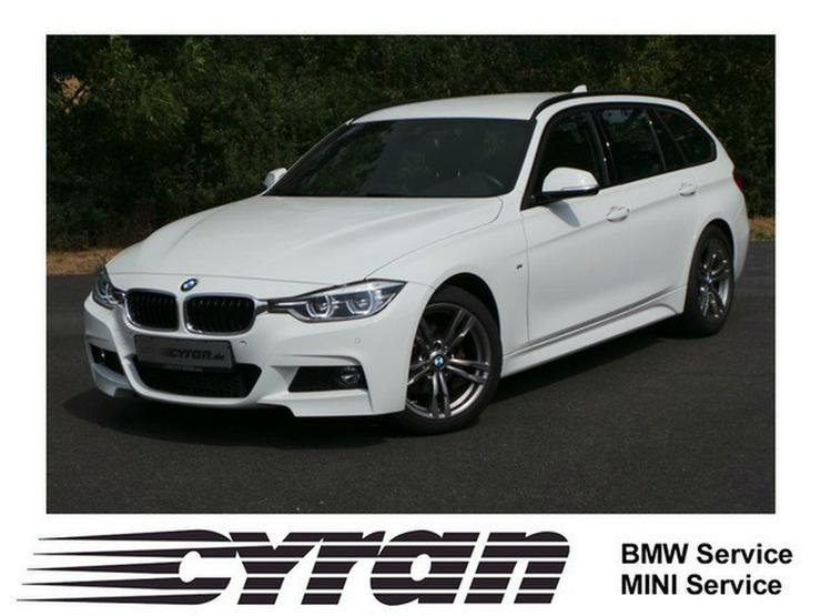 BMW 318dA Touring M-Sportpaket Navi LED HUD HIFI - 3er Reihe - Bild 1