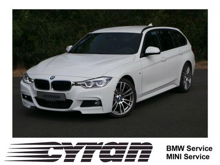 BMW 320dA Touring M-Sport Navi Prof LED HUD Harman