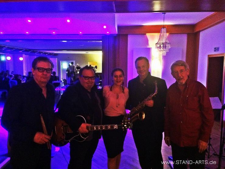 Bild 2: Hochzeitsmusik Hochzeitsband Berlin Pop Jazz
