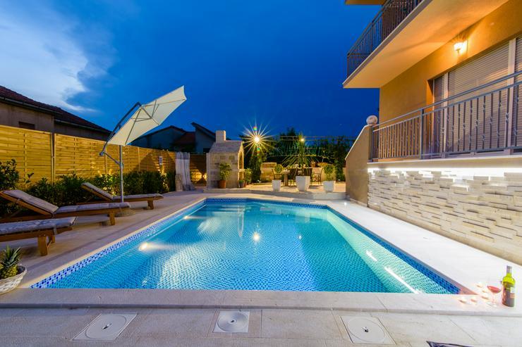Ferienwohnungen mit Pool in Kroatien