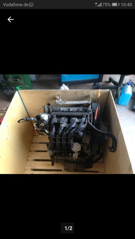 Motor: VW Golf 1.4 16V Benzin AHW