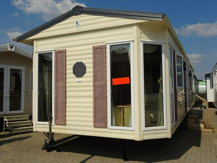 BK Bluebird Senator mobilheim wohnwagen - Mobilheime & Dauercamping - Bild 1