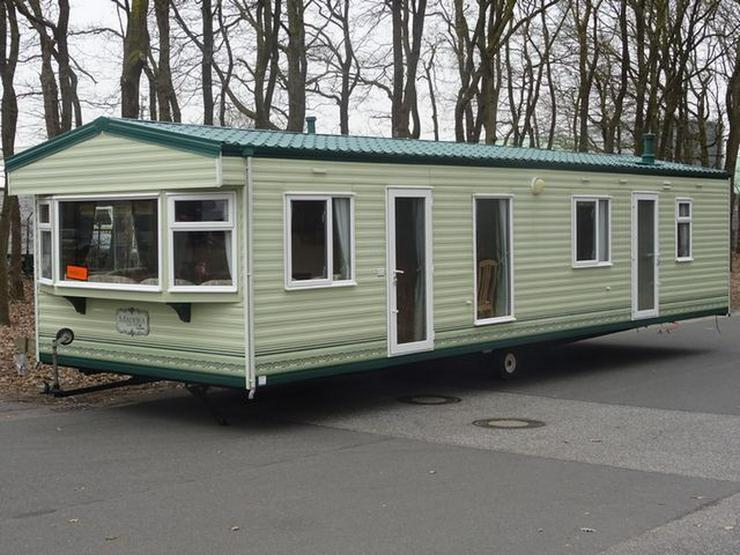 Cosalt Madeira mobilheim winterfest wohnwagen - Mobilheime & Dauercamping - Bild 1