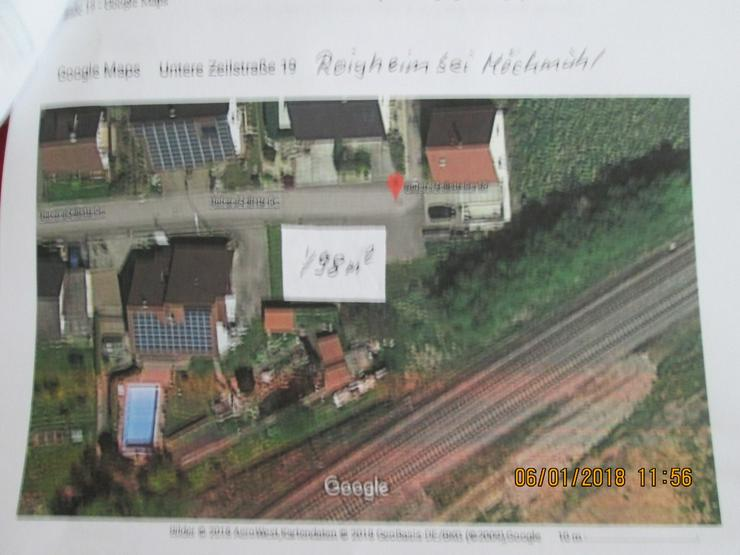 Bauplatz in Roigheim,nahe Ortsmitte - Grundstück kaufen - Bild 1