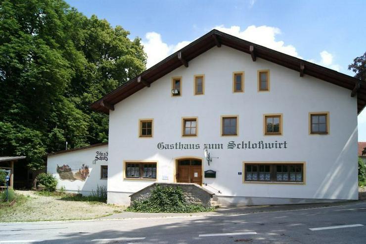 Schlossgaststätte - voll ausgestattet