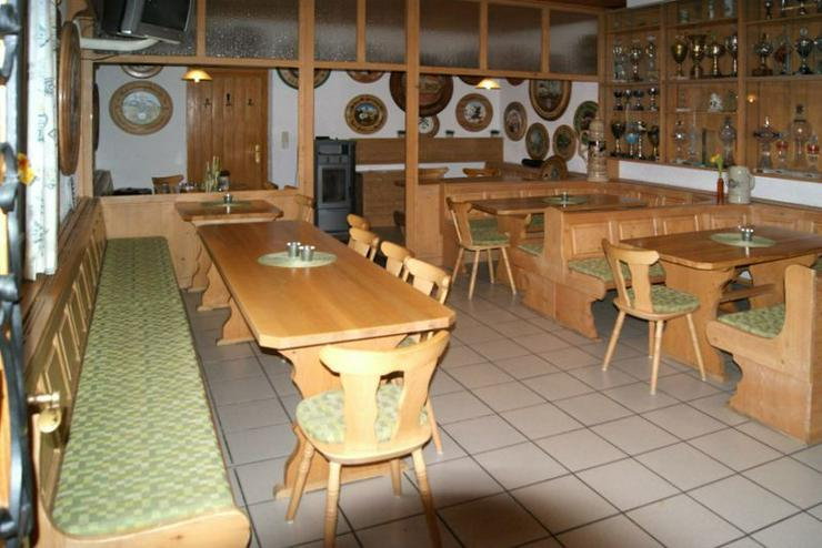 Bild 4: Schlossgaststätte - voll ausgestattet