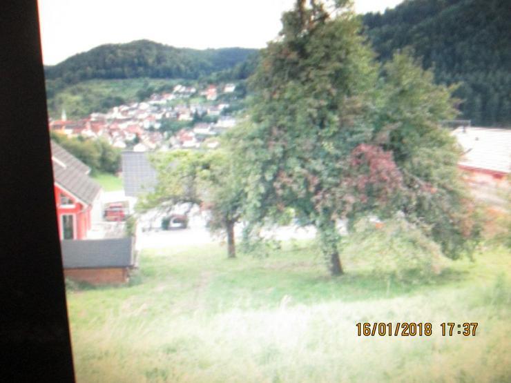 Traumhafter Ausblick in Weisenbach