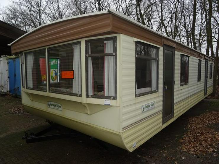 atlas heritage mobilheim wohnwagen winterfest in nordhorn neuberlin niedersachsen auf. Black Bedroom Furniture Sets. Home Design Ideas