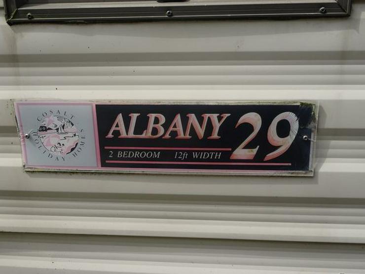 Bild 2: Cosalt Albany mobilheim winterfest