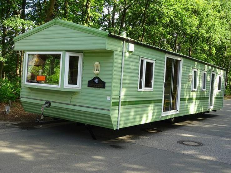 willerby lyndhurst mobilheim wohnwagen in nordhorn auf. Black Bedroom Furniture Sets. Home Design Ideas