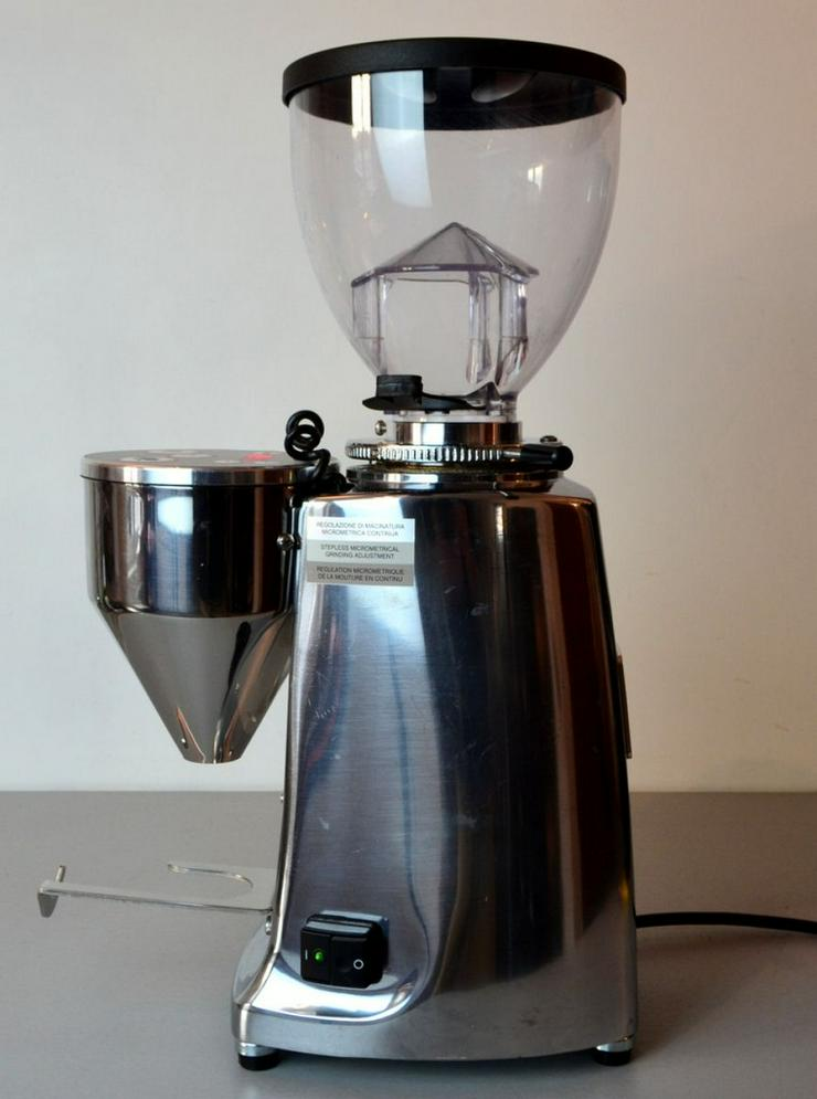 Bild 3: Mazzer mini electronic.