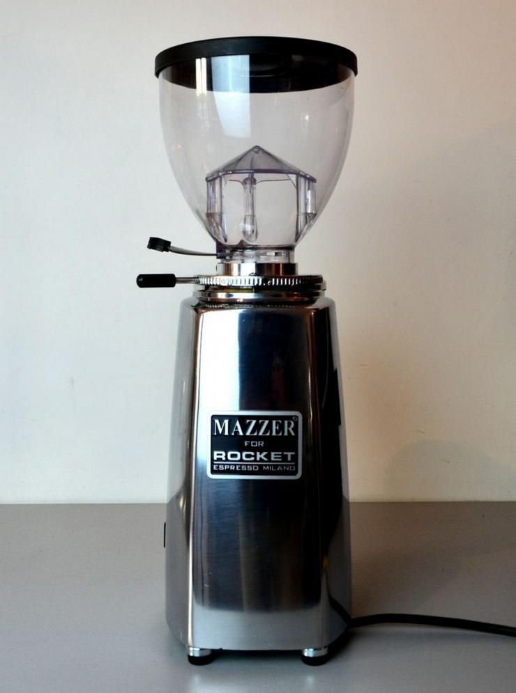 Bild 4: Mazzer mini electronic.