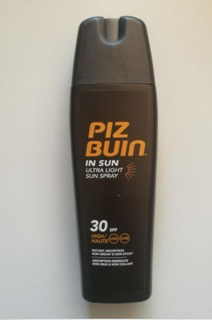 NEU und UNBENUTZT PIZ BUIN Sunspray