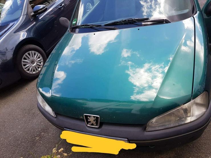 Bild 4: Peugeot 106