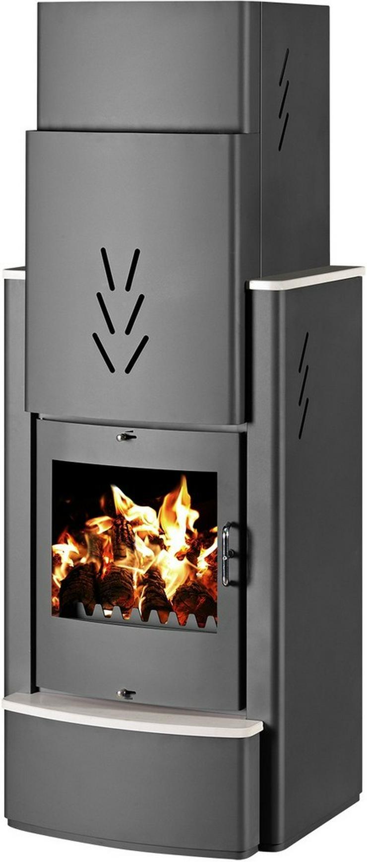 1A Kaminofen Sonata 16 KW wasserführend Ofen
