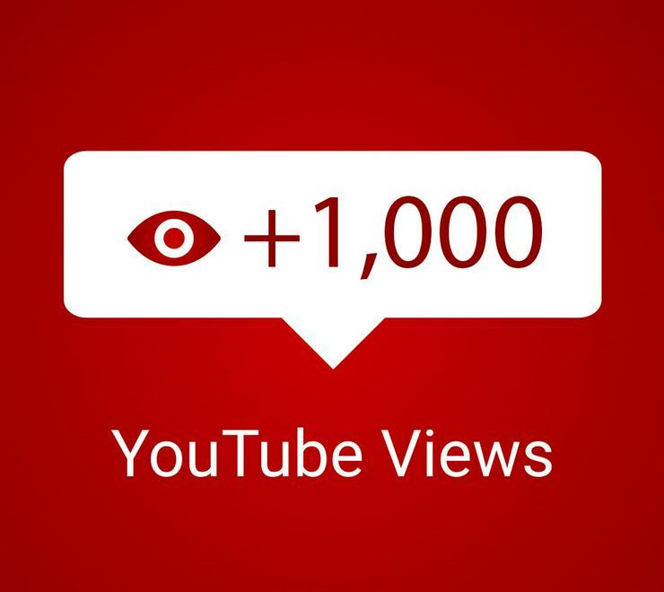 1000 Echte Deutsche Aktive YouTube Views