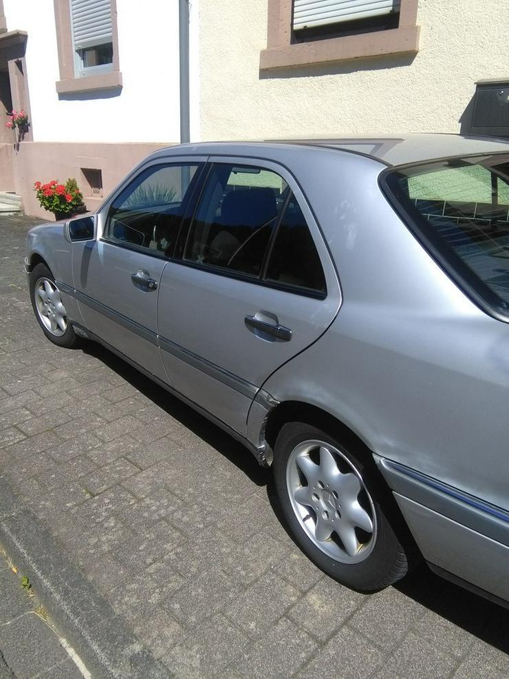 Mercedes-Benz C-Klasse Elegance