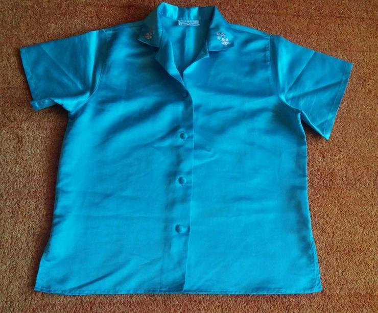 Damen Pyjama 2 Teigig Gr.36/38 Luna Carina