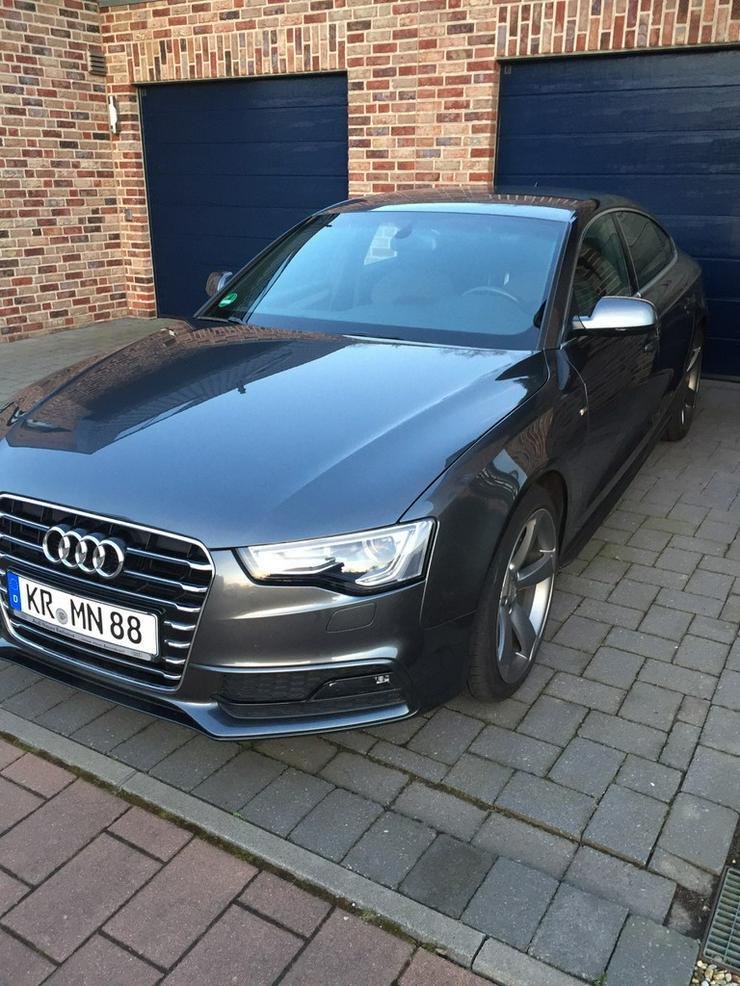 Audi A5 1,8 Sportback S-Line Navi Xenon Leder - A5 - Bild 1