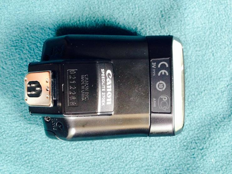 Canon Speedlite 270EX Blitzgerät