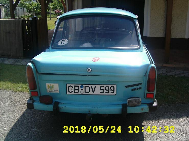Bild 3: Trabant P 601 Baujahr 1968 zu verkaufen