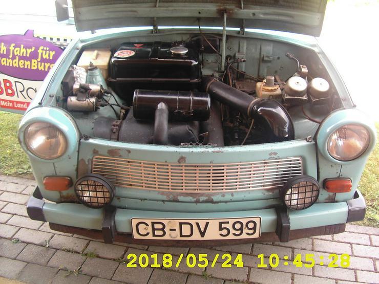 Bild 5: Trabant P 601 Baujahr 1968 zu verkaufen