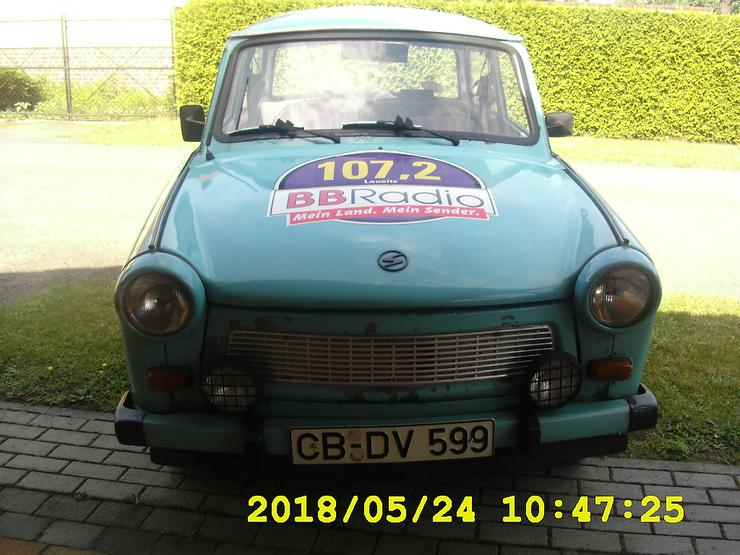 Bild 6: Trabant P 601 Baujahr 1968 zu verkaufen