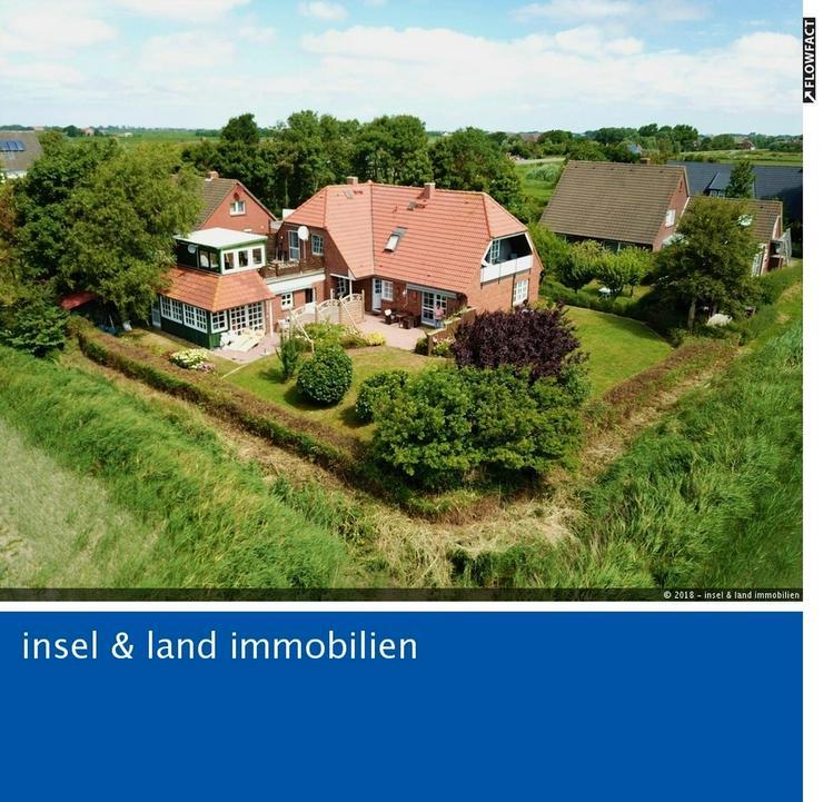 Wunderschönes, modernes Landhaus mit 3 Ferienwohnungen - Haus kaufen - Bild 1