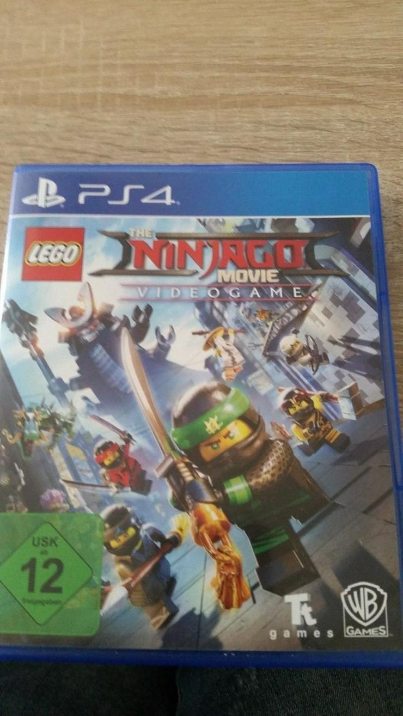 PS 4 LEGO NINJAGO