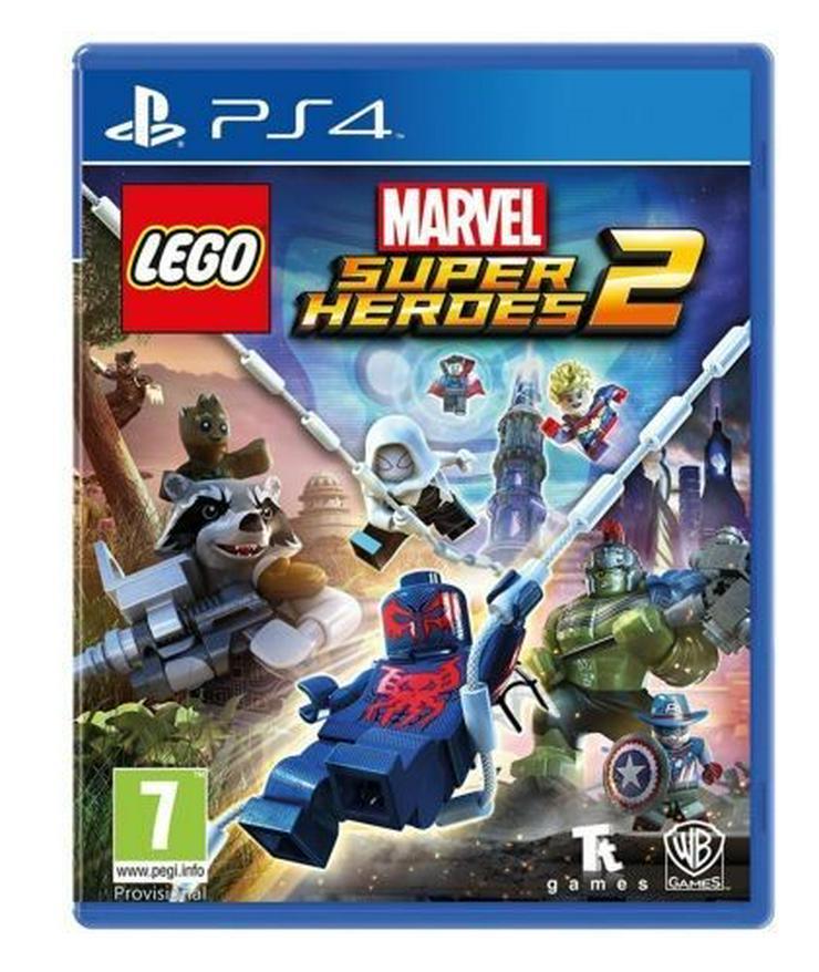 PS 4 Marvel Superheroes 2 - PlayStation Games - Bild 1