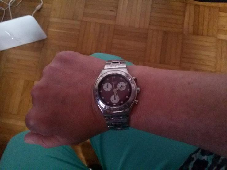 Verkaufe Swatch Irony Chronograph - Damen Armbanduhren - Bild 1
