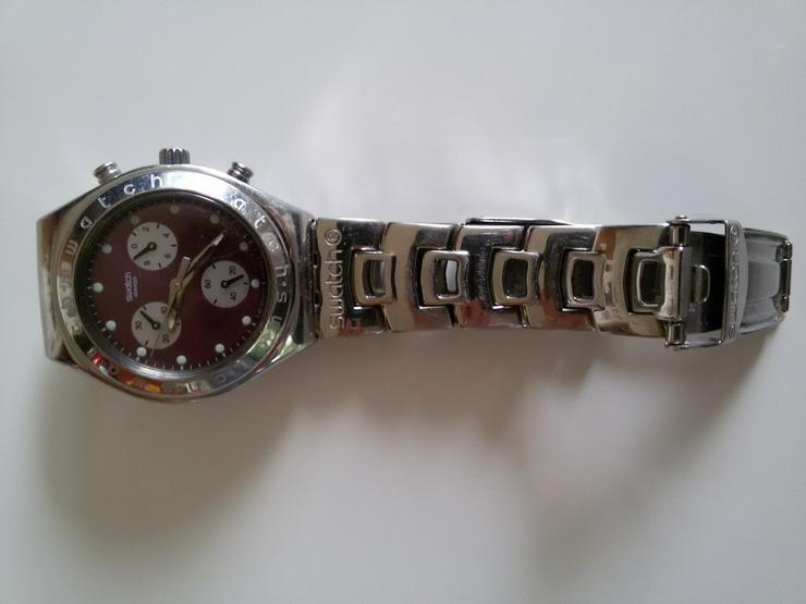Bild 3: Verkaufe Swatch Irony Chronograph