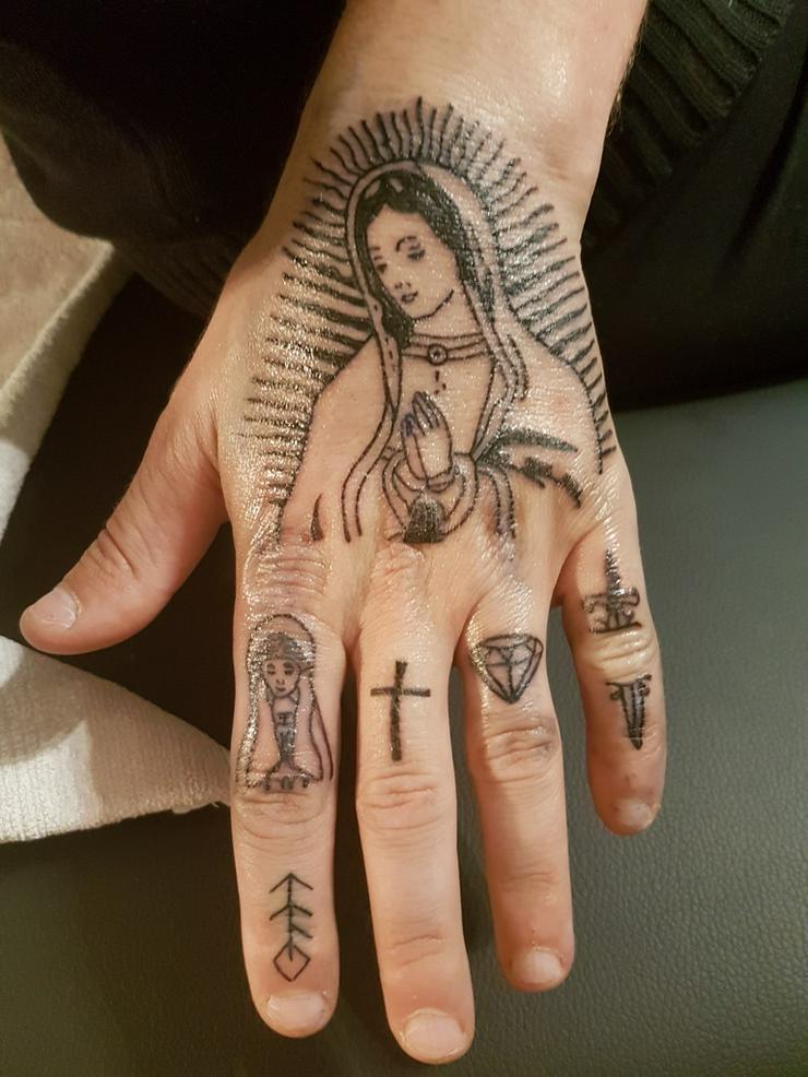 Bild 3: Tatto Modele Gesucht
