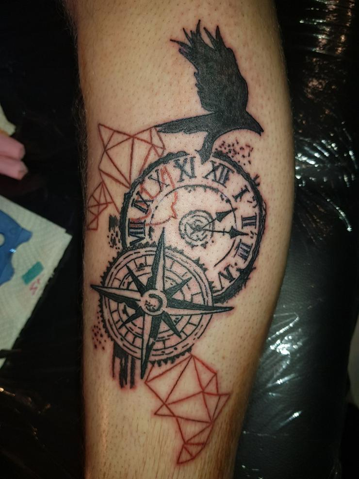 Bild 5: Tatto Modele Gesucht