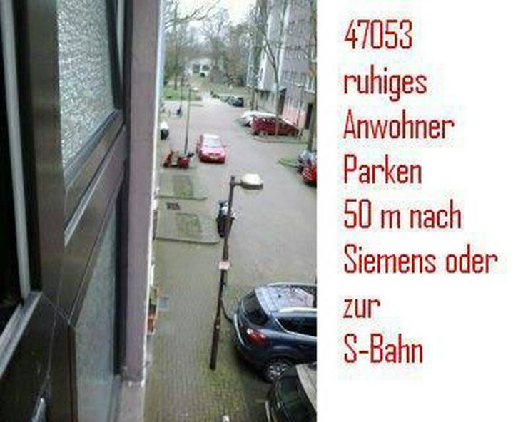 2 ZKB 37053 Duisburg mit EBK direkt bei Siemens - Wohnung mieten - Bild 1