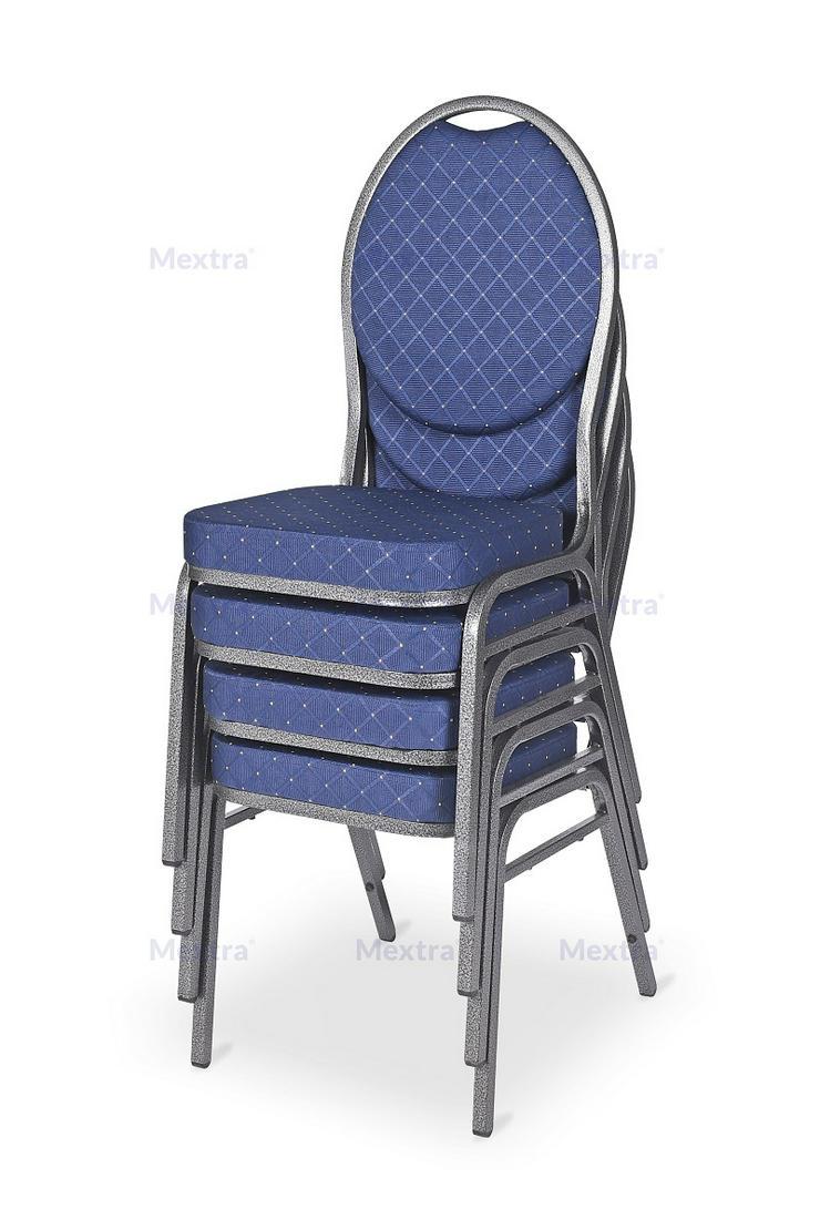 Bankettstuhl HERMAN Marineblau - Stühle & Sitzbänke - Bild 1