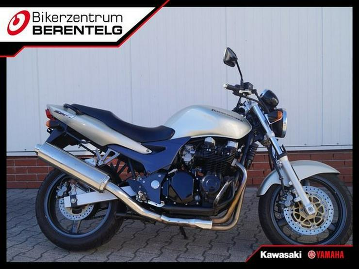 KAWASAKI ZR-7 ZR750F HU NEU A2 Fähig *SSV* - Motorräder - Bild 1