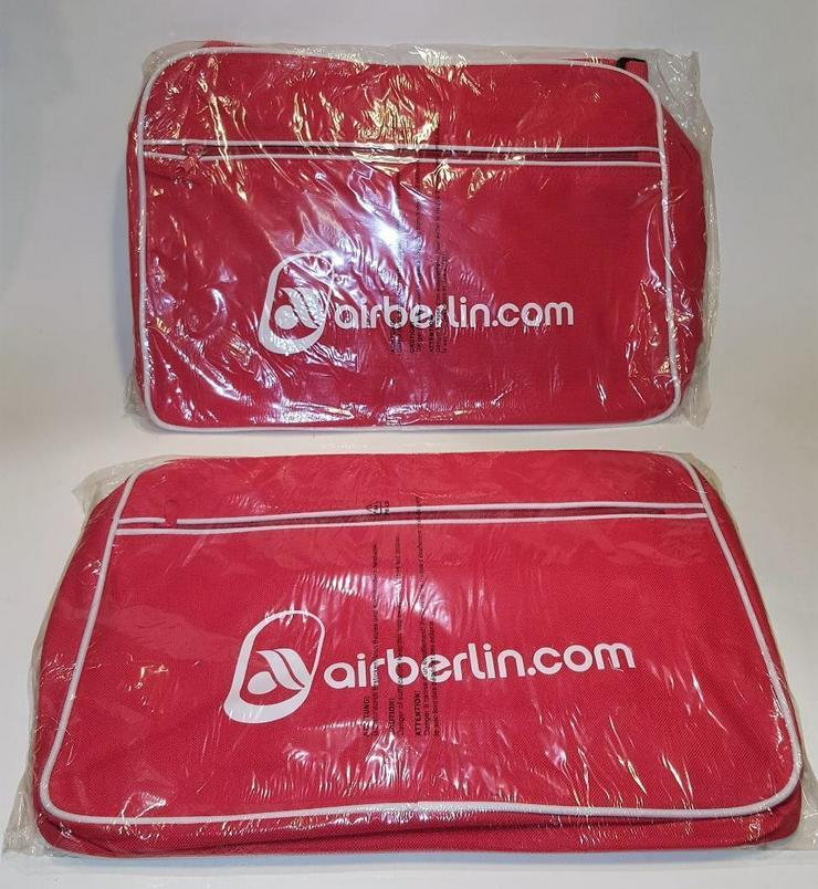 Aufgepasst! Airberlin Fanpackage 2! - Taschen & Rucksäcke - Bild 1