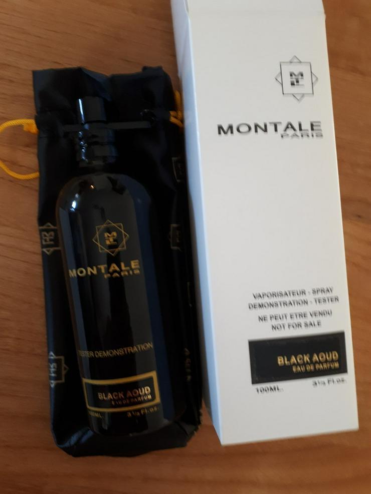 Montale Black Aoud. EDP. 100 ml