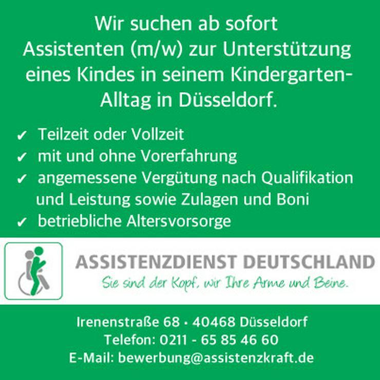 Persönliche Kindergarten - Assistenz (m/w)