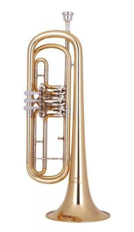 Bild 2: Miraphone B - Basstrompete Modell 3711000 NEU