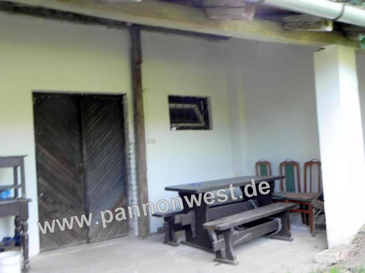 Bild 6: Weinberghaus mit Panoramablick in Ungarn im Ort Balatonkeresztur