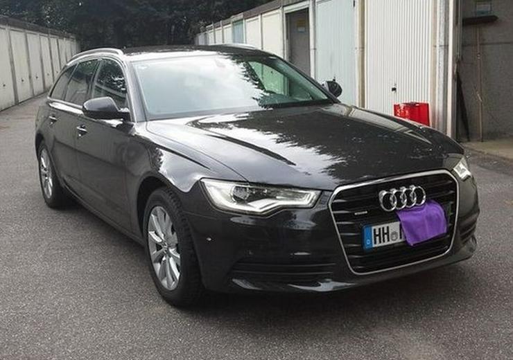 Audi A6 Avant 3.0 TDI quattro S tronic 204 PS