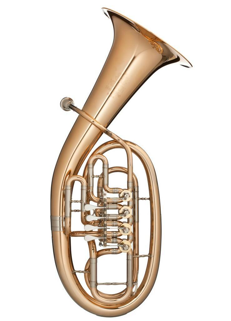 Melton MeisterArt Bariton mit Trigger - Blasinstrumente - Bild 1