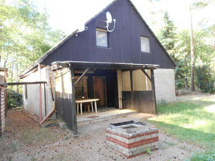 Bild 5: Kleines Einfamilienhaus im Wald
