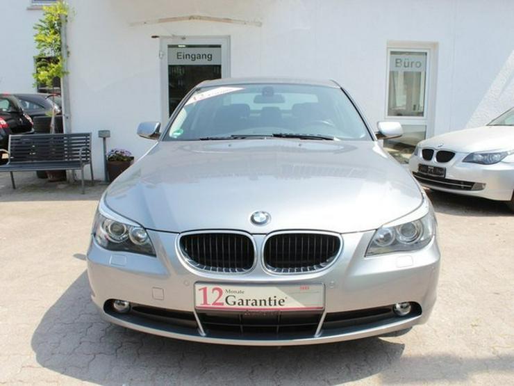 Bild 2: BMW 520i AUTOMATIK NAVI PDC XENON TEMPOMAT