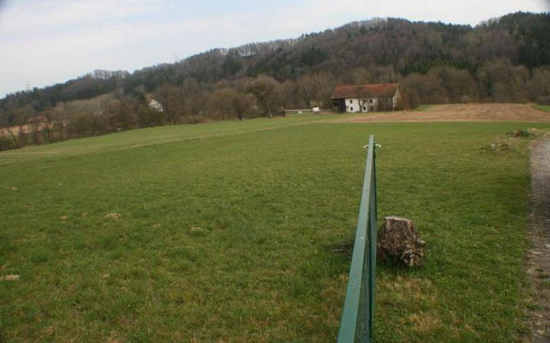 Bild 3: Unverbaubares Baugrundstück in Ortsrandlage nur 5 Min. vom Stadtzentrum!
